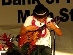 Jake Shimabukuro - Crazy G Live in Concert, 5/16/09
