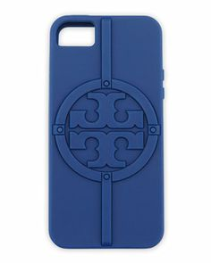Tory Burch Jenny Silicone iPhone 5 Case