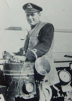Comandante David Balme