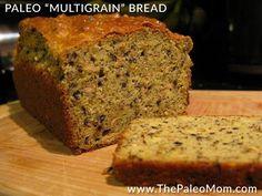 Paleo Multigrain Bread