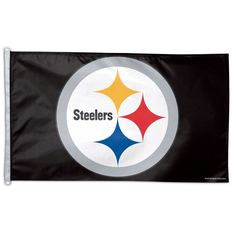Pittsburgh Steelers NFL 3x5 Banner Flag 36x60