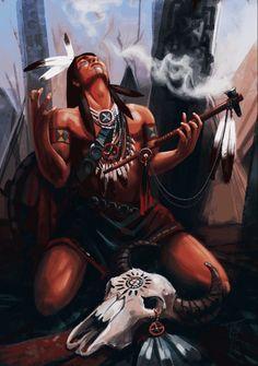 CG Art Nexus - Digital image gallery and portfolio showcase - Category: Tyl - Image: Reborn Native American Drawing, Native American Prayers, Native American Warrior, Native American Paintings, Native American Wisdom, Native American Pictures, Native American Beauty, American Indian Art, Native American History