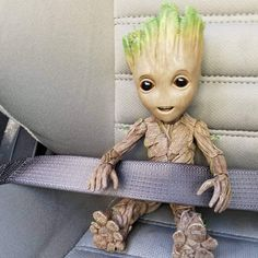 Fasten you seatbelt (s) Groot Avengers, Marvel Avengers, Marvel Heroes, Marvel Characters, Baby Groot Drawing, Guardians Of The Galaxy Vol 2, Groot Guardians, I Am Groot, Superhero Villains