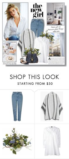 """Never give up because great things take time!!"" by lilly-2711 ❤ liked on Polyvore featuring Miss Selfridge, Nearly Natural, Joseph, J.Crew and Prada"
