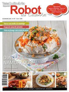 TeleCulinária Robot de Cozinha Nº 97 - Fevereiro 2016