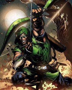 """""""Green Arrow 