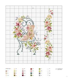 ru / Foto # 16 - Bordado com um cross-tymannost Cross Stitch Rose, Cross Stitch Borders, Cross Stitch Baby, Cross Stitch Flowers, Cross Stitch Charts, Cross Stitching, Cross Stitch Embroidery, Embroidery Patterns, Funny Cross Stitch Patterns