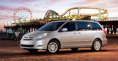 2009 Toyota Sienna: after some issues with my mom's van, we got one of these in 2010.  Ran great.