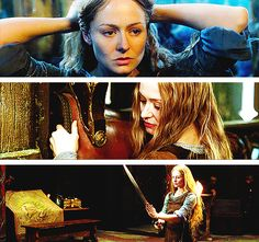 Eowyn - What do you fear, my lady? - A cage.