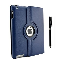 From Case For Ipad 2 Ipad 3 Ipad 4 Premium Inshang Pu Leather Multi-function Pu Leather Stand /case / Cover For With Auto Sleep Wake Function Ipad Mini 2, Ipad 4, Ipad Case, Leather Case, Pu Leather, Retina Display, Apple Ipad, Consumer Electronics, Rolex
