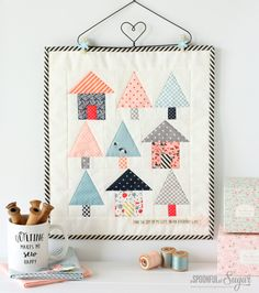 Weekend Quilting: Quilt and Unwind with SImple Designs to Sew in No Time by Jemima Flendt -