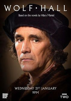 """BBC adaptation of Hilary Mantel's Wolf Hall"""" and """"Bring Up the Bodies"""" on PBS. With the brilliant Mark Rylance and Damian Lewis. Damian Lewis, Kristen Johnston, Doug Mcclure, Alexandra Maria Lara, Nick Offerman, Shirley Jones, Diego Luna, Ricky Gervais, Burt Reynolds"""