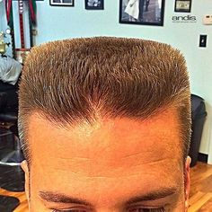 modified flattop haircut