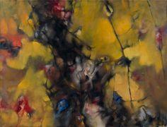 Visite jaune (Visite éclaire), Dorothea Tanning (1960)