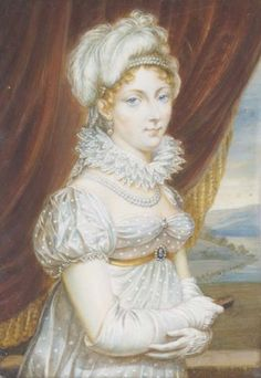 Duchesse d'Angoulême (Madame Royale) daughter of Louis XVI & Marie Antoinette