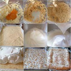 Prajitura Verdens Beste Romanian Food, Coconut Flakes, Tiramisu, Cooking, Breakfast, Recipes, Cakes, Desktop, Boys