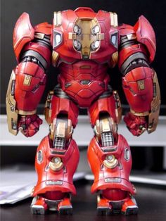 Hulkbuster BAF Repaint (Marvel Legends) Custom Action Figure