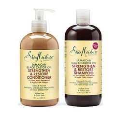 SheaMoisture Jamaican Black Castor Oil Conditioner 13 Ounce (Packaging May Vary)… SheaMoisture Jamaican Black Castor Oil Conditioner 13 Ounce (Packaging May Vary)… – Hair Maintenance – Best Natural Hair Products, Natural Hair Care, Beauty Products, Black Hair Care Products, Natural Beauty, Grow Thicker Hair, Grow Hair, Castor Oil Shampoo, Jamaican Black Castor Oil