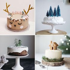 mommodesign - Play Your Design ( Xmas Food, Christmas Desserts, Christmas Treats, Christmas Baking, Christmas Cookies, Cupcakes, Cupcake Cakes, Pretty Cakes, Beautiful Cakes