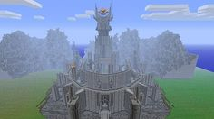 minecraft amazing house map   Minecraft Middle Earth: Barad-dur Minecraft Project