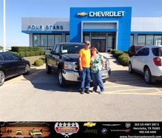 #HappyAnniversary to Lou And George Kreidler on your new car  from Everyone at Four Stars Auto Ranch!