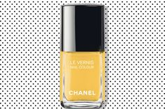 Yellow but not mellow, from Chanel.