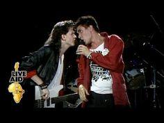 Duran Duran - The Reflex (Live Aid at in the John F. Kennedy Stadium, Philadelphia USA on the July, 1985 Little Prayer, Prayer For You, Jt Taylor, Philadelphia Usa, Bob Geldof, Live Aid, Music Publishing, Music Songs, Urban
