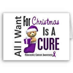 Purple for Pancreatic Cancer