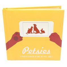 Petsies Photo Album  // Curious Experience #pets
