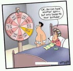 cartoon sex joke If you live.