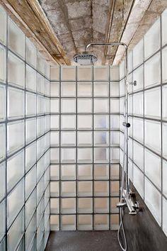 bathroom | at 50 m2 flat | barcelona, spain | by hélène silvy-leligois…