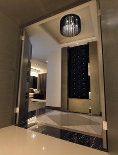 Lounge, Studio, Bathroom Lighting, Modern, Bathtub, Mirror, Design, Furniture, Home Decor