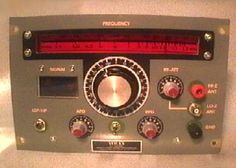 'Volks' Homebrew/Handmade Short Wave Radio Receiver
