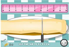Here are some great sites to use when working on Measurement with your students!  Length Fish Tale Measurement {length}   Sal's Sub Shop {l...