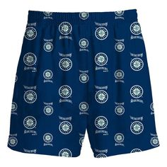 Seattle Mariners MLB Youth Pajama Shorts New With Tags #SeattleMariners