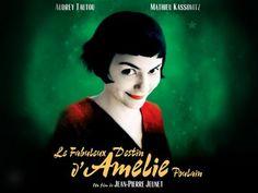 Le fabuleux destin d'Amelie Poulain. Director: Jean-Pierre Jeunet. 2001.