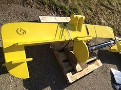 Splitez Model 25000 Hydraulic Cylinder Log Splitter