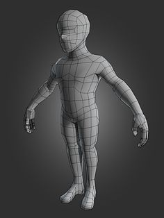 Character Modeling in Blender - Tuts+ 3D & Motion Graphics Tutorial