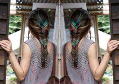 Fotos de moda | ¿Sabes usar la tiza para cabello | http://soymoda.net