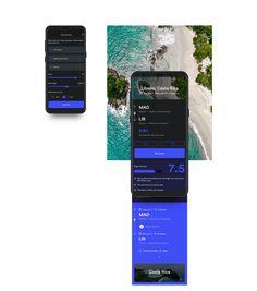 FlightIQ App on Behance