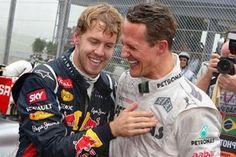 Schumacher, goodbye to a legend! Vettel World Champion F1
