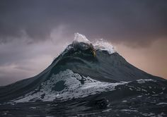 Mountains of the Sea: Photos by Ray Collins