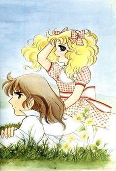 ) es un manga creado por la escritora Kyōko Mizuki , uno de los seudónimos de Keiko N. Candy Y Terry, Anime Manga, Anime Art, Imagenes Betty Boop, Candy Lady, Candy Pictures, Dulce Candy, Beautiful Fantasy Art, Old Cartoons