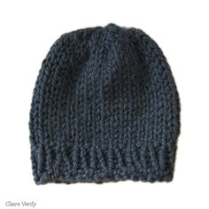 f6faf82669a beanie hand-knit hat Knitted Hats
