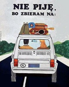 Fiat 126 P Polish Old Advert Vintage Style Large Tin Sign Plaque Fiat 126, Vintage Signs, Vintage Ads, Vintage Posters, Vintage Style, Vintage Travel, Cool Posters, Travel Posters, Communist Propaganda