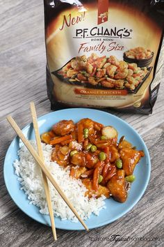 Stir Up Family Fun at Dinner Time with P.F. Chang's Home Menu + $250 Grocery… | Stir Up Family Fun for Dinner Tonight