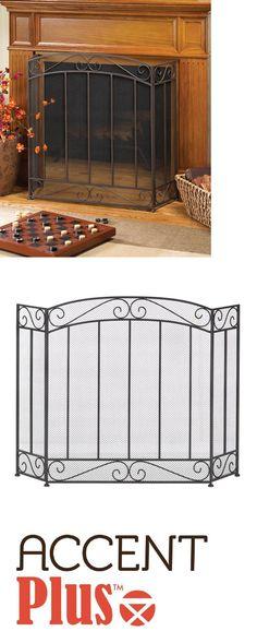 Fireplace Screens and Doors 38221: Superior Bd32 Standard Bi-Fold ...