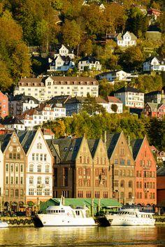 Back to my town we go - Bergen, Norway