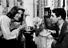 Holiday with Katharine Hepburn and Cary Grant(1938);