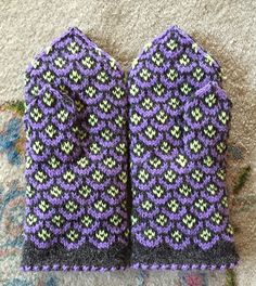 Ravelry: Project Gallery for patterns from Latvieša Cimdi